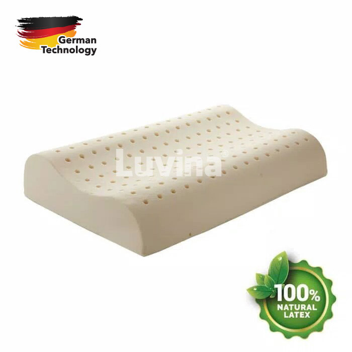 Luvina Healthy Latex Pillow (Contour)