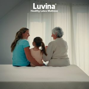 LUVINA LATEX MATTRESS RECOMMENDED FOR CHILD UNTIL OLD AGE