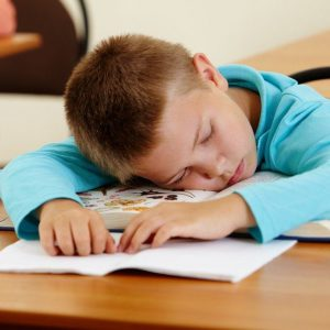 9 IMPACT OF  LESS SLEEP ON  CHILDREN