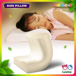 LUVINA KIDS PILLOW, SAFE FOR YOUR LITTLE ONE, MAINSTAY OF MOMMY