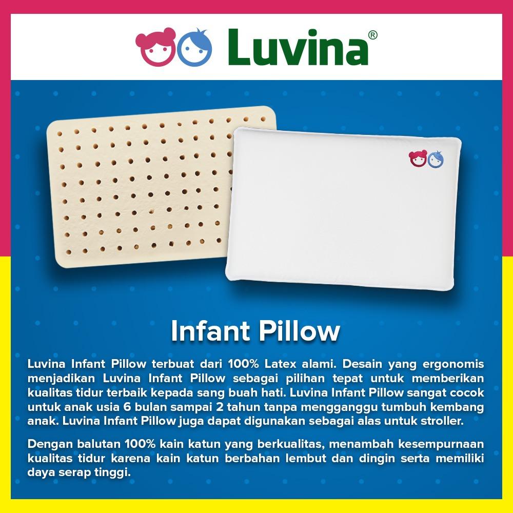 FUNGSI INFANT PILLOW