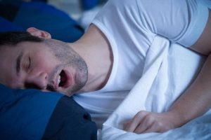 BE AWARE! SNORING AT SLEEP WILL MAKE THE DISEASE MORE WORST