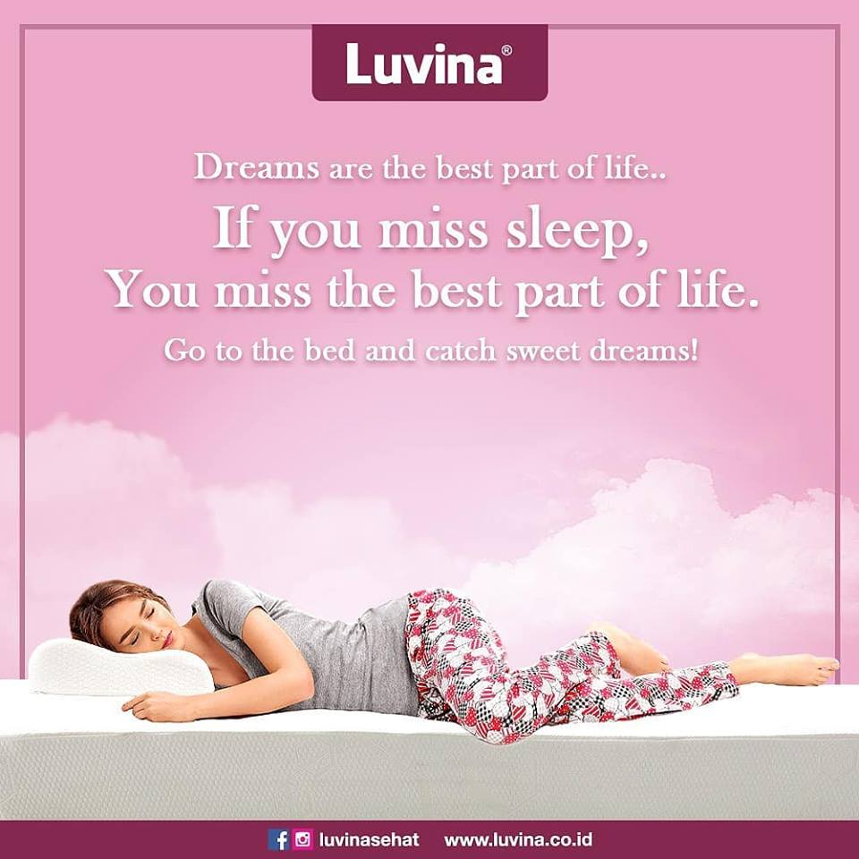 QUALITY SLEEP LEADS US TO ACHIEVING BEAUTIFUL DREAMS