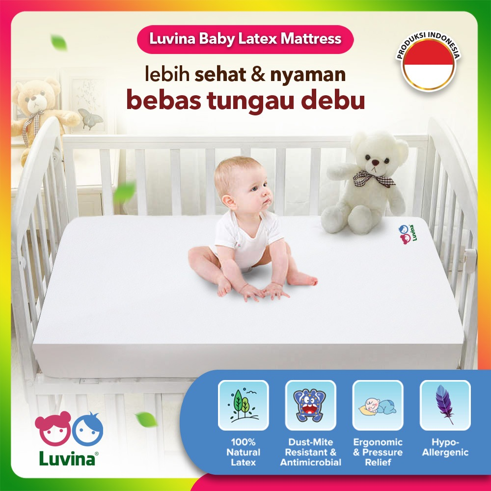 REASONS WHY PARENTS CHOOSE NATURAL LATEX MATTRESS FOR THEIR CHILDREN