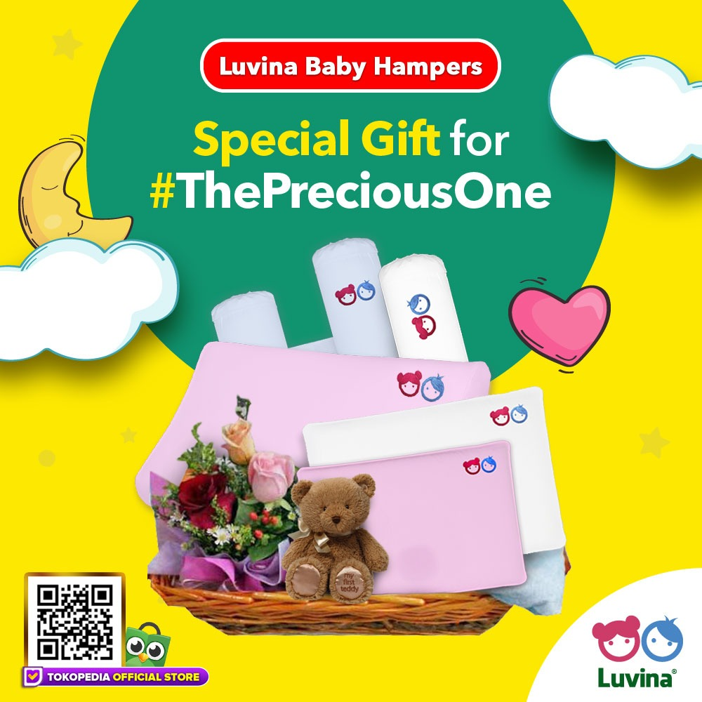 LUVINA BABY HAMPERS, SPECIAL HAMPERS FOR SPECIAL MOMENTS!
