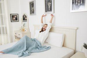 SIGNS OF GOOD QUALITY SLEEP