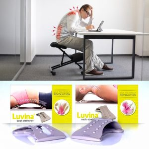 KEEP YOUR BODY POSTURE WITH LUVINA STRETCHER!