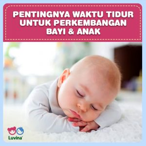 THE IMPORTANCE QUANTITY OF SLEEPING TIME FOR BABY'S AND CHILDREN'S GROWTH