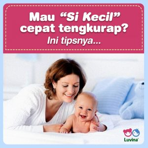 TIPS TO BABY CAN LIE ON THEIR STOMACH  QUICKLY
