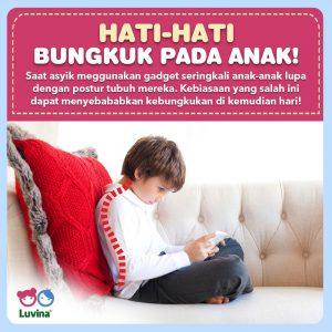 BE AWARE HUNCHBACK ON CHILDREN!