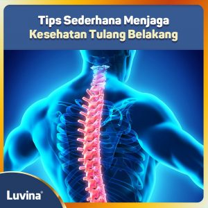 SIMPLE TIPS FOR KEEPING YOUR SPINE HEALTHY