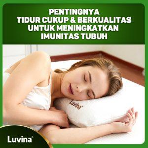 THE IMPORTANCE OF GOOD QUALITY SLEEP TO IMPROVE BODY IMMUNITY