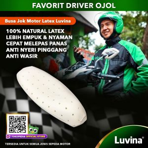 CHASE DEPOSIT MORE LIGHTER WITH LUVINA MOTORCYCLE FOAM