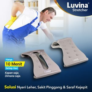 FITTER BODY WITH LUVINA STRETCHER