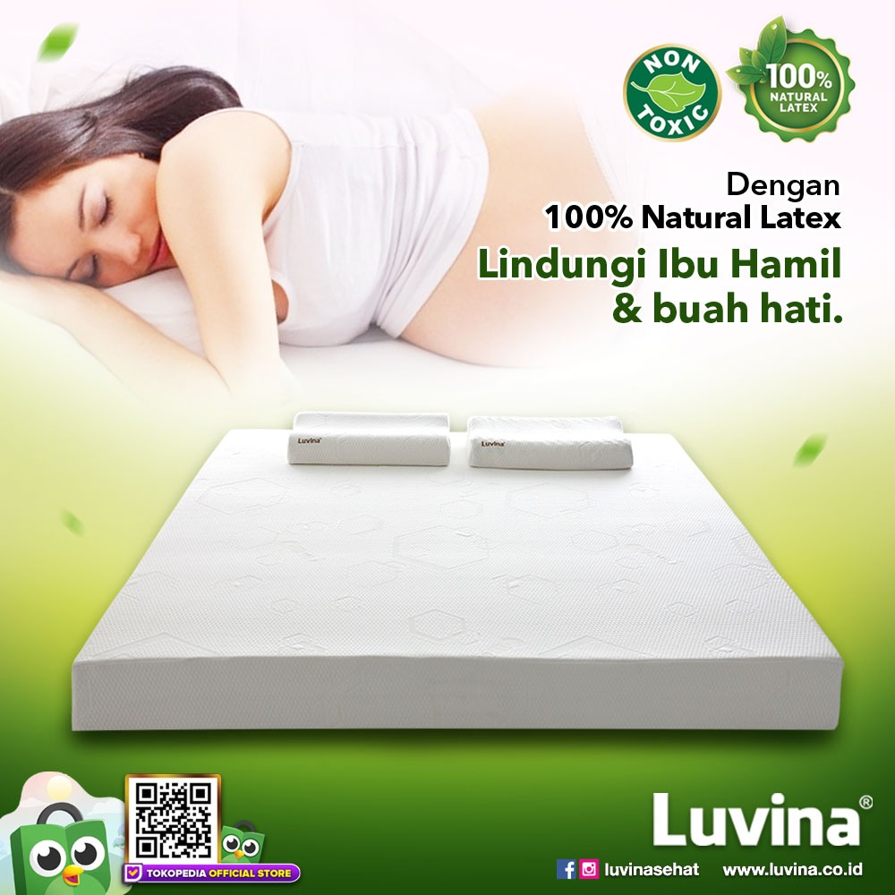 PROTECT PREGNANT MOTHER AND BABY WITH 100% NATURAL LATEX